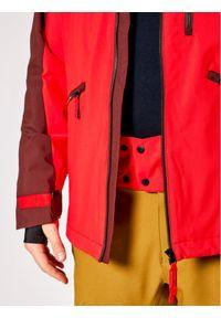 Czerwona kurtka sportowa O'Neill narciarska