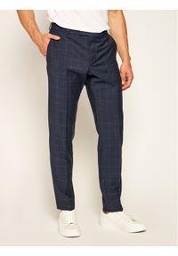 Niebieskie spodnie Strellson