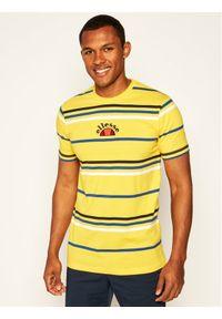 Żółty t-shirt Ellesse
