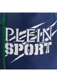 Niebieski plecak Plein Sport sportowy
