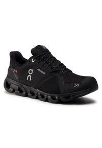 Czarne buty do biegania On