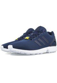 Adidas - adidas Originals ZX Flux M19841. Zapięcie: pasek. Materiał: guma. Szerokość cholewki: normalna. Wzór: paski, aplikacja. Model: Adidas ZX, Adidas ZX Flux