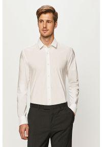 Biała koszula Hugo z długim rękawem, elegancka