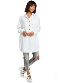 Biała koszula MOE długa