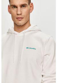 columbia - Columbia - Bluza 1681664.. Kolor: biały. Wzór: nadruk