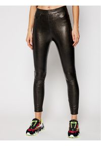 Czarne spodnie Spanx