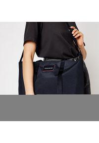 Czarna shopperka Calvin Klein Jeans klasyczna