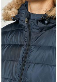 Niebieska kurtka Roxy na co dzień, z kapturem, casualowa