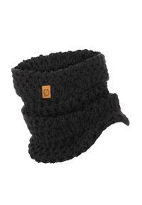 BRODRENE - Komin zimowy dopasowany Brodrene K6 czarny. Kolor: czarny. Materiał: materiał. Sezon: zima. Styl: elegancki