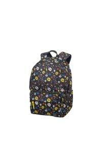 Plecak AMERICAN TOURISTER Urban Groove Czarny. Kolor: czarny. Materiał: polar, materiał. Wzór: kolorowy