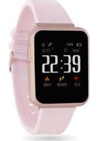 Różowy zegarek Xlyne smartwatch