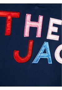 Niebieska sukienka Little Marc Jacobs na co dzień, prosta