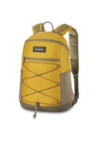 Dakine Męskaplecak Wndr Pack 18L 10002629-W22 Mustard Moss. Kolor: żółty. Styl: sportowy