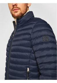 Niebieska kurtka puchowa Marc O'Polo polo