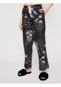Czarna piżama
