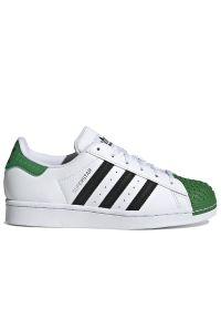 Adidas - adidas Originals Superstar 360 X Lego > H03957. Materiał: syntetyk, guma, materiał. Szerokość cholewki: normalna. Model: Adidas Superstar