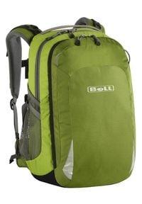 Boll plecak szkolny Smart 22 l zielony. Kolor: zielony