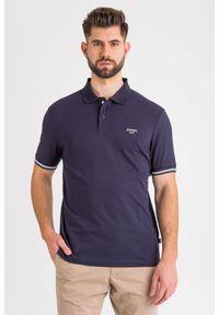 Koszulka polo JOOP! Jeans w jednolite wzory, sportowa, polo