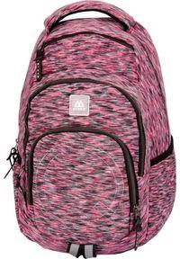 Różowy plecak MYBAQ