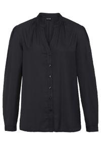 Bluzka bonprix czarny. Kolor: czarny