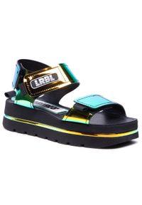 Zielone sandały Loriblu