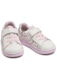 Geox Sneakersy B Djrock G. A B151WA 0AW54 C1000 S Biały. Kolor: biały