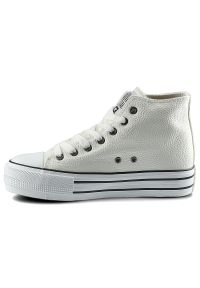 Białe trampki Big-Star #9