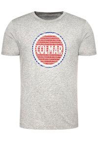 Szary t-shirt Colmar
