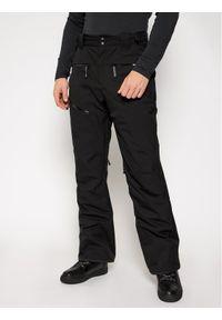 Czarne spodnie sportowe Millet narciarskie