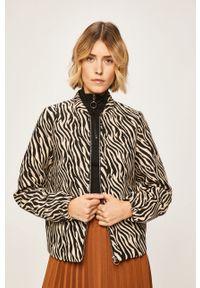 Kremowa kurtka Vero Moda bez kaptura