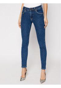 One Teaspoon Jeansy Freebirds 11 Hw 23667 Granatowy Skinny Fit. Kolor: niebieski. Materiał: jeans