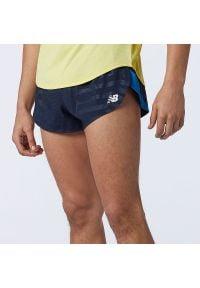 New Balance MS11247ECL. Materiał: elastan, poliester, tkanina, materiał. Sport: bieganie