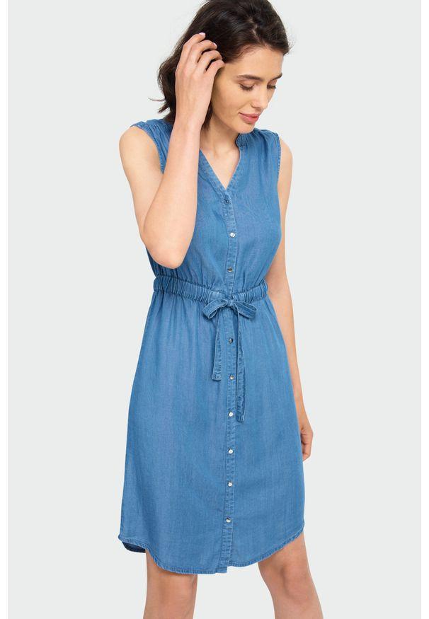 Greenpoint - Sukienka szmizjerka. Typ sukienki: szmizjerki