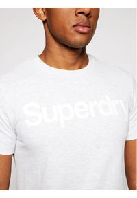 Superdry T-Shirt Cl Ns M1010248A Szary Regular Fit. Kolor: szary #5