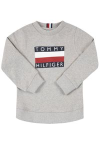 Szara bluza TOMMY HILFIGER