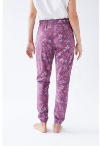 Women Secret - women´secret - Spodnie piżamowe. Kolor: fioletowy