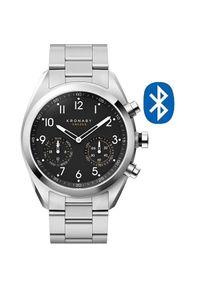 Kronaby Wodoodporny połączony zegarek Apex A1000-3111. Styl: retro