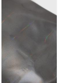 Rains - Plecak 1361 Rolltop Mini. Kolor: srebrny