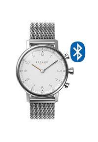 Kronaby Połączony wodoodporny zegarek Nord A1000-0793. Styl: retro