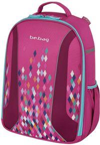 Herlitz plecak szkolny Be.Bag Airgo Geometrie. Wzór: geometria