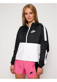 Kurtka do biegania Nike w kolorowe wzory