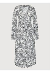 Weekend Max Mara Sukienka codzienna Susa 56260519 Biały Slim Fit. Okazja: na co dzień. Kolor: biały. Typ sukienki: proste. Styl: casual