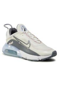 Beżowe buty sportowe Nike Nike Air Max