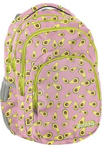 Różowy plecak Paso