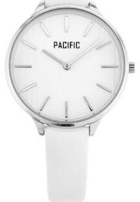 Zegarek Pacific ZEGAREK DAMSKI PACIFIC X6094 - biały (zy689a). Kolor: biały