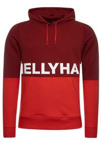 Czerwona bluza Helly Hansen