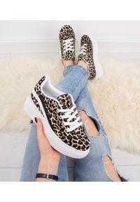 Buty sportowe BELLO STAR trekkingowe, z motywem zwierzęcym