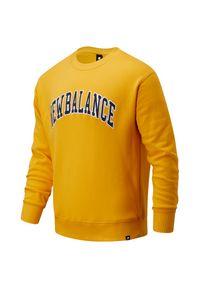 Bluza New Balance na co dzień, z nadrukiem, casualowa