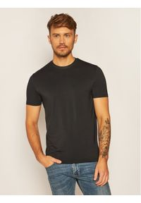 Czarny t-shirt Dsquared2 Underwear
