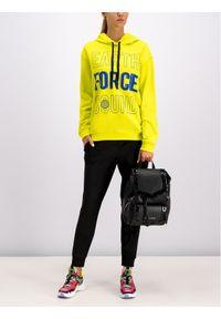 Żółta bluza MCQ Alexander McQueen